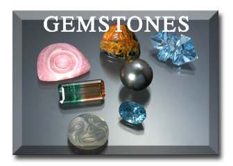 Custom jewelry GEMSTONES